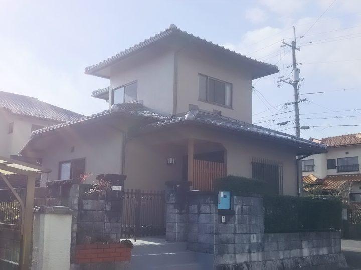 広島市安佐北区 Y様邸 外壁塗装工事