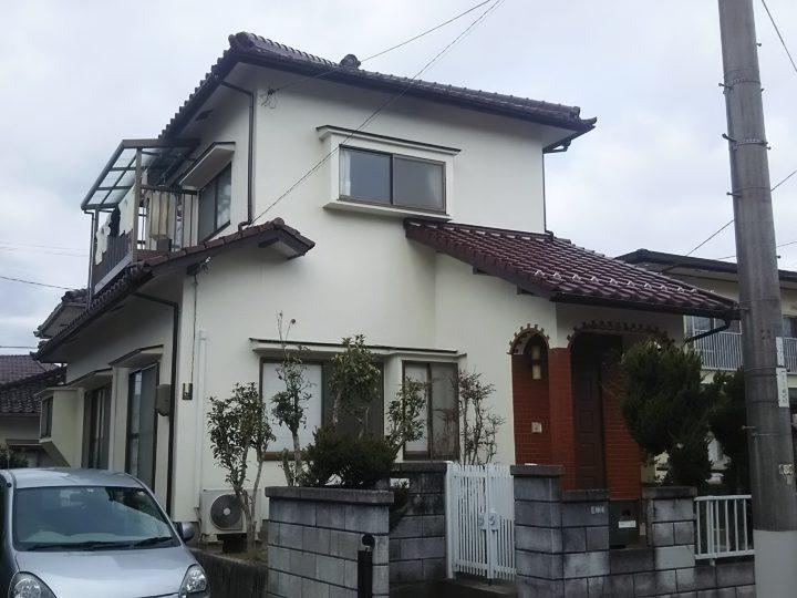 広島市安佐北区 K様邸 外壁塗装・屋根修繕工事