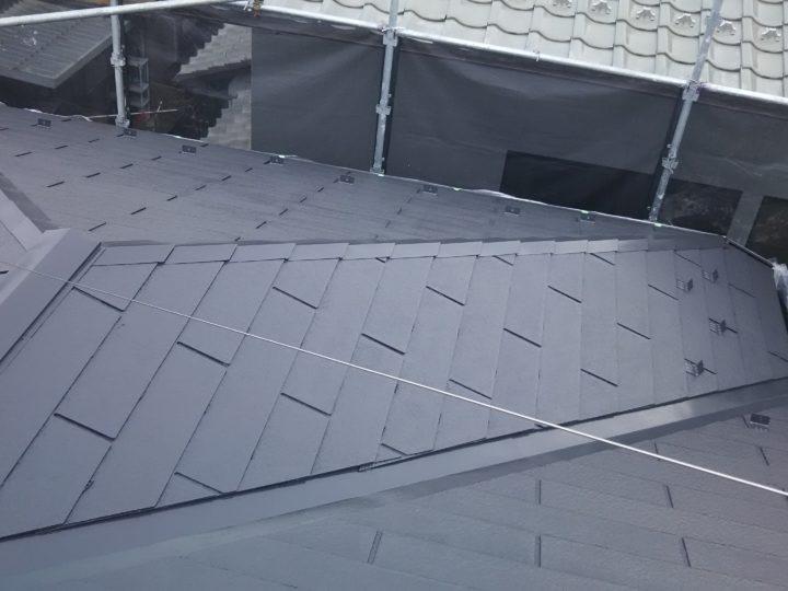 広島市安佐南区 I様邸 屋根塗装工事