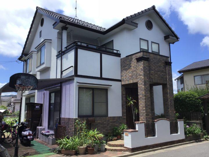 広島市安佐南区 S様邸 外壁屋根塗装工事