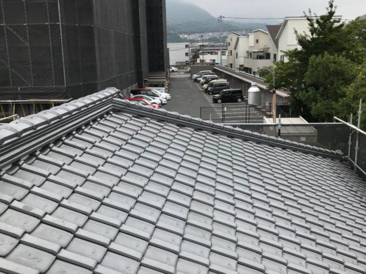広島市安佐北区 M様邸屋根葺き替え工事