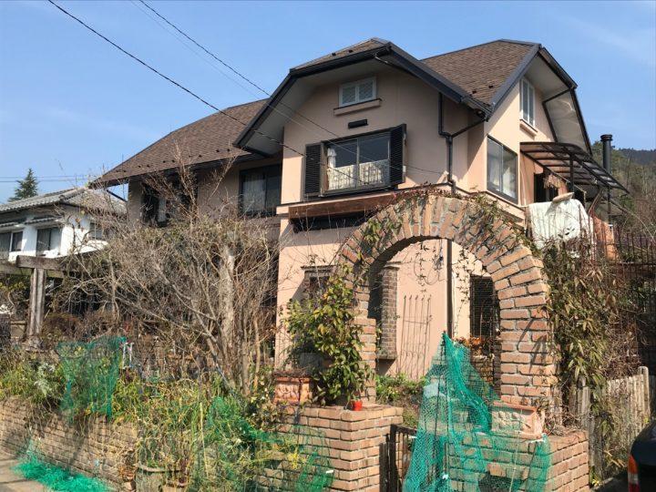 広島市安佐北区 N様邸外壁塗装工事