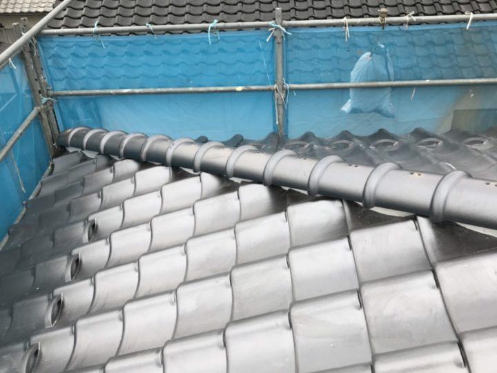 広島市安佐北区 K様邸 屋根葺き替え工事