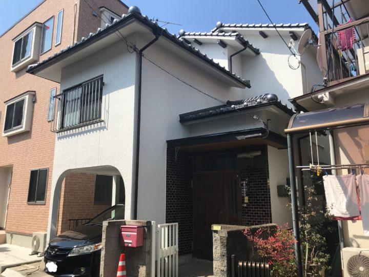 広島市安佐南区 Y様邸屋根外壁塗装工事