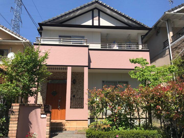 広島市安佐北区 T様邸外壁塗装工事