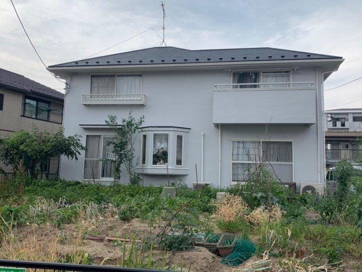 広島市安佐南区 A様邸外壁塗装工事
