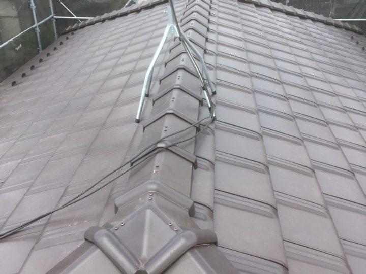 広島市安佐南区 M様邸 屋根葺き替え工事