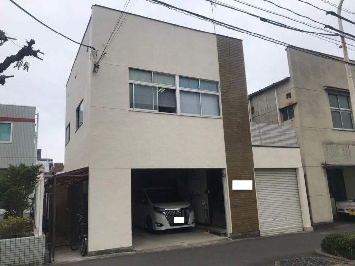 広島市西区 O様邸外壁塗装工事