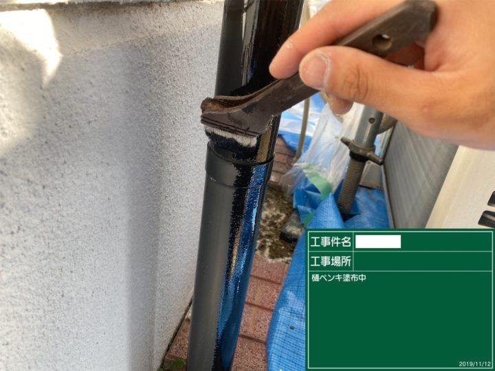 付帯部/雨樋塗装