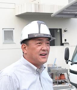 ヤネカベにむら 代表取締役二村 隆信
