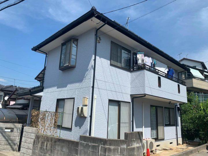 広島市安佐南区 O様邸外壁塗装工事
