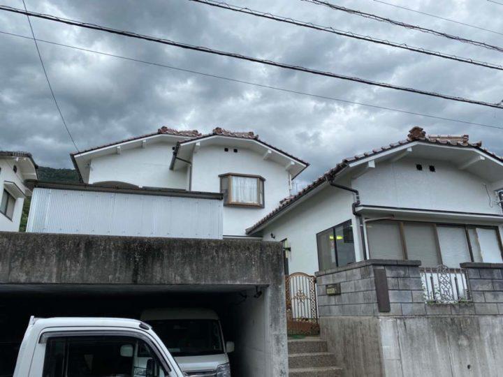 広島市安佐南区 N様邸外壁塗装工事