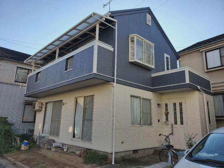 広島市安佐南区 Y様邸外壁塗装工事
